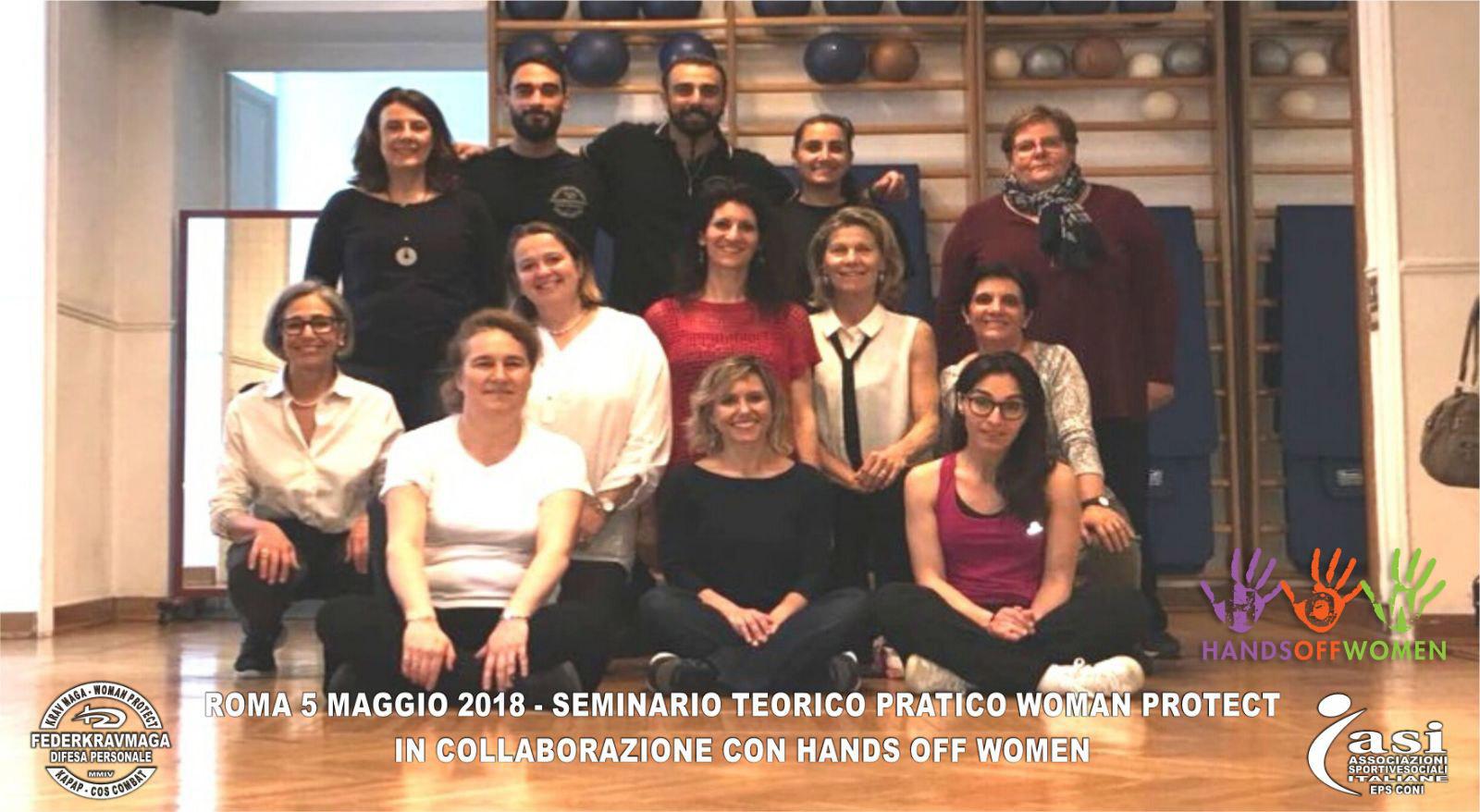 Seminario Woman Protect - Ginnastica e... - Palestra Roma Prati